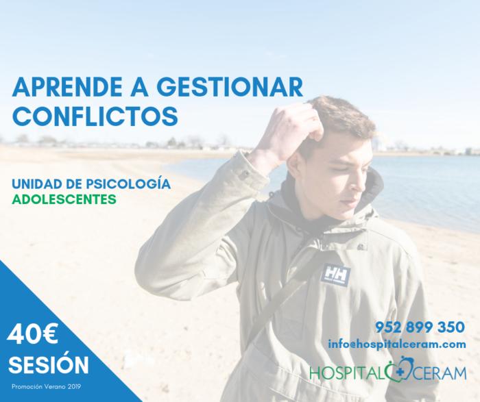 Unidad Psicología adolescentes Hospital Ceram_ promoción verano 2019