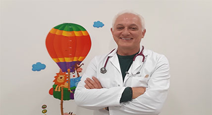 Dr. Abel Murgio Pediatra Hospital Ceram Marbella